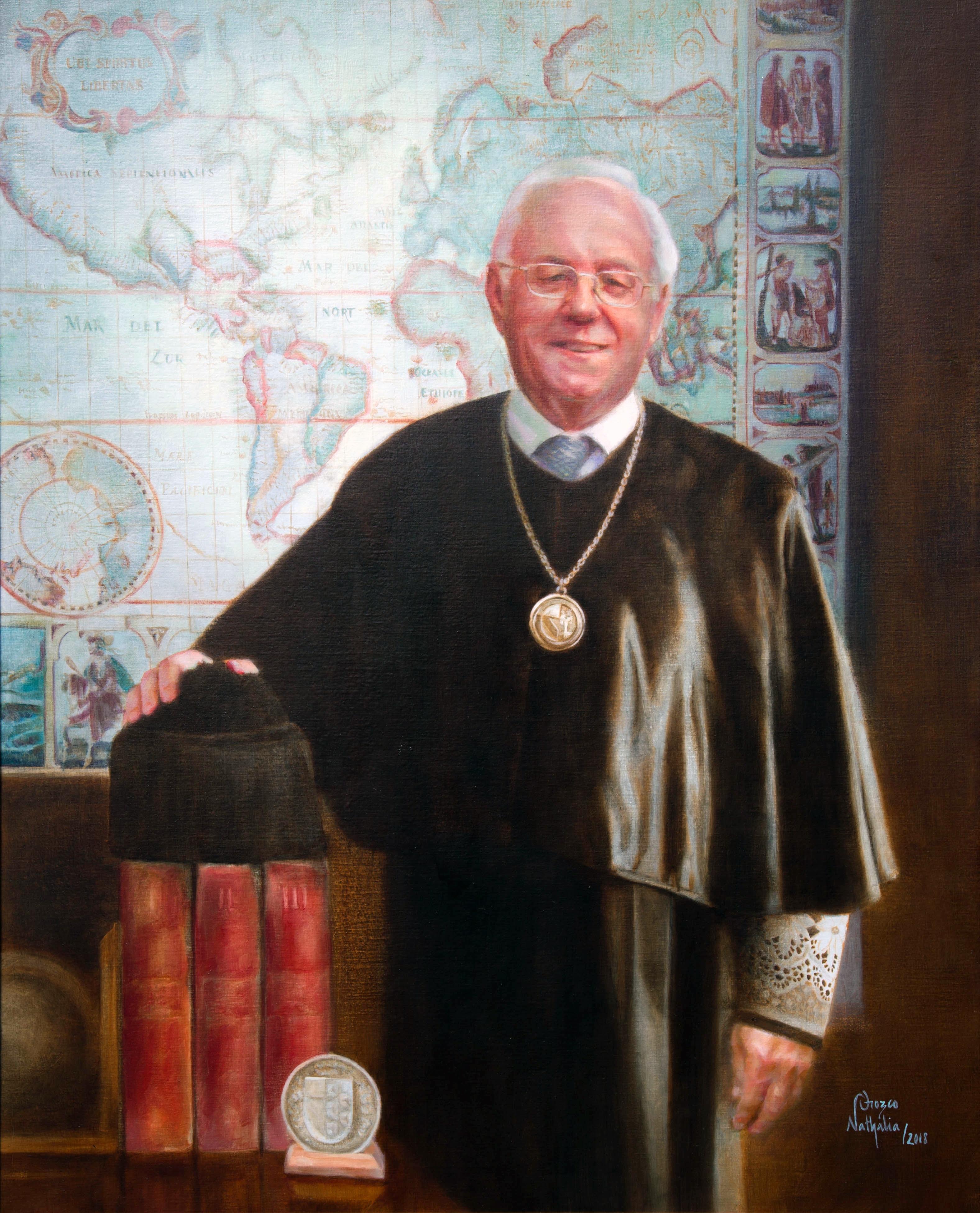 Retrato-Catedra-Carlos-Llano-rector-UP