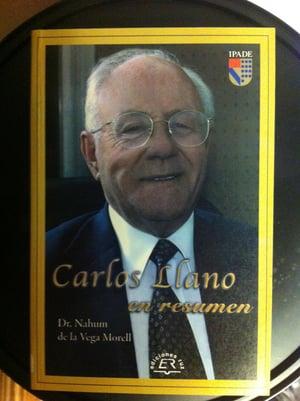 Libro: Carlos Llano: en resumen
