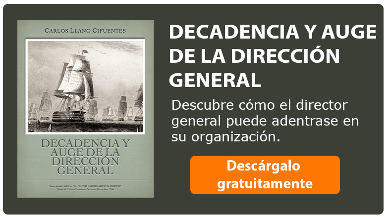 Ebook Decadencia y auge de la dirección general