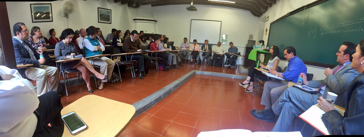 Seminario Ámbitos de ciudadanía 2016: Ciudadanía más allá de la decadencia